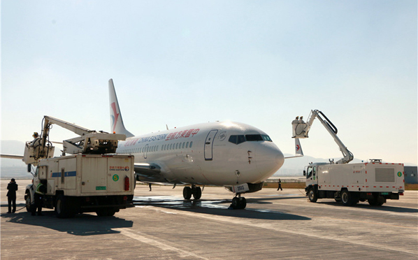 昆明機場舉行2016年大面積航班延誤綜合演練