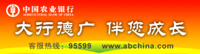 中國農業銀行