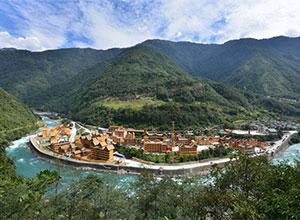 怒江:全力推進國際性旅遊目的地建設