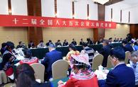 雲南代表團全體會議向媒體開放