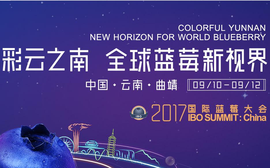 """直播:2017國際藍莓大會""""藍莓之夜""""晚會"""
