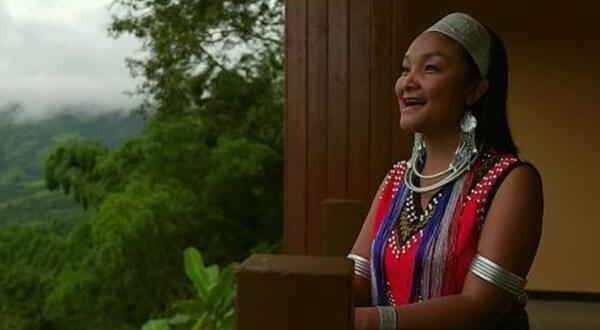 微視頻丨十九大代表楊娜:佤山心歌