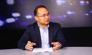 邵維在:持續開展科技創新 更好服務大健康事業