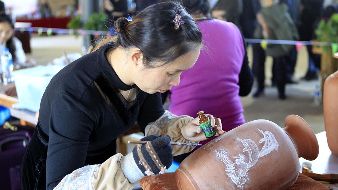 雲南建水:紫陶産業助力脫貧增收