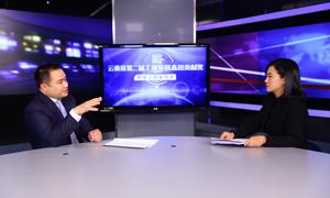 馬黎陽:創業創新 做中國環保標桿企業