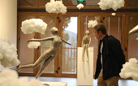 《造夢—馬丁雕塑作品展》昆明開展