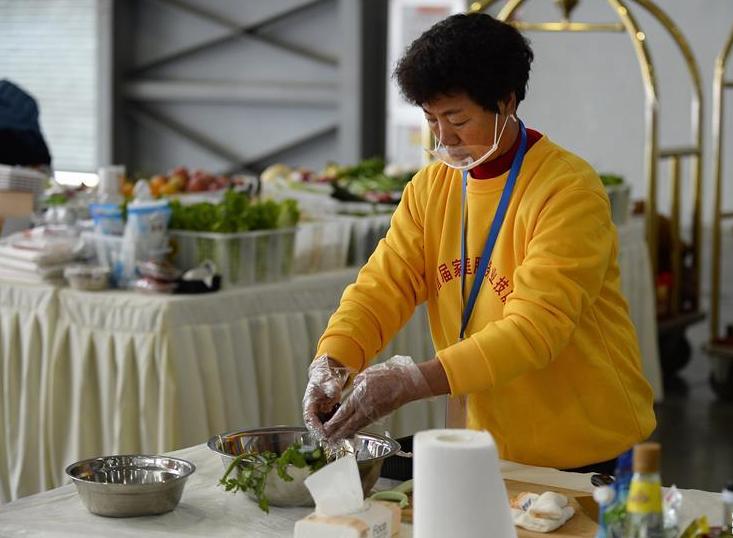 雲南省首屆家庭服務業技能大賽在昆舉行