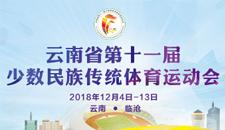 雲南省第十一屆少數民族運動會
