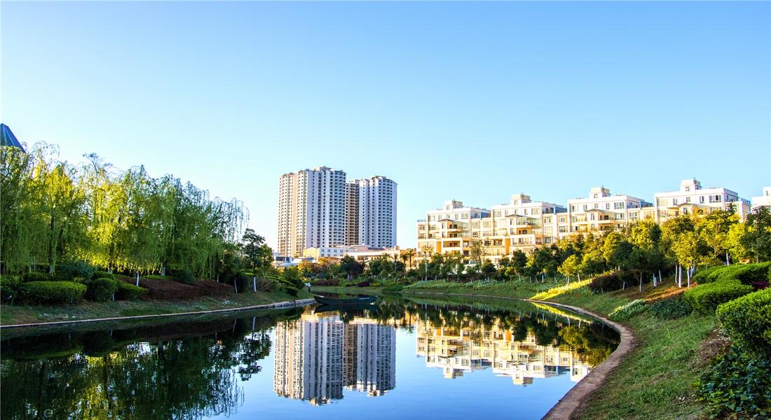 【石林】巴江河帶狀公園