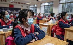 雲南省中學畢業班有序復課