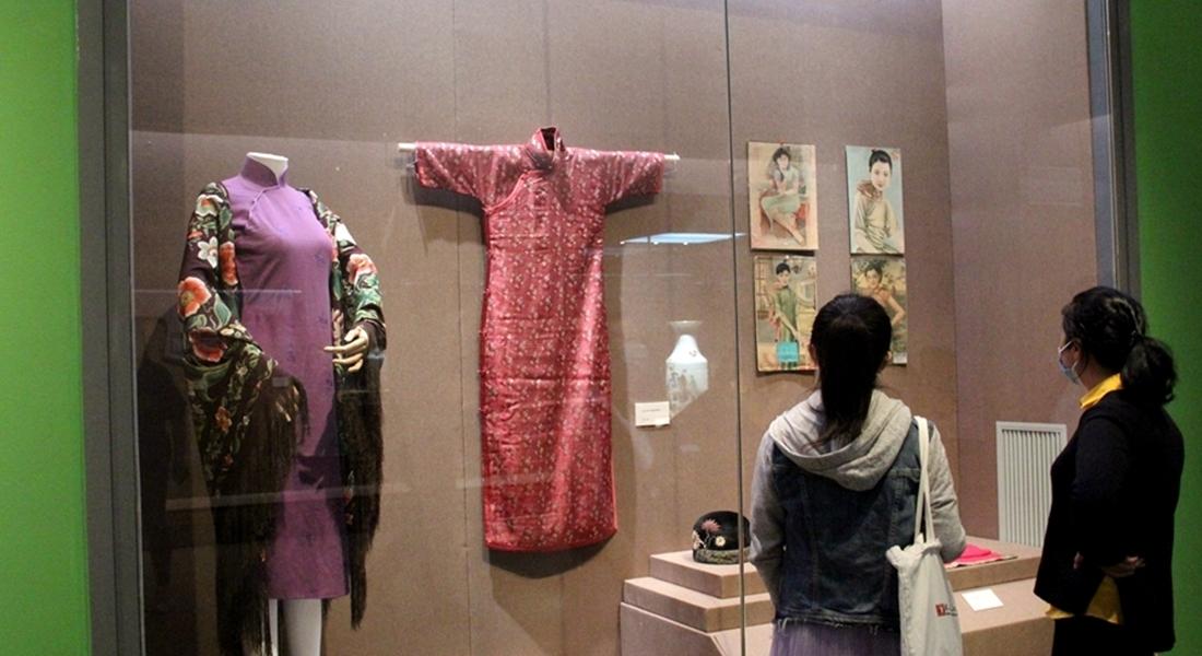 《風尚與變革——近代百年中國女性生活形態掠影》在昆開展