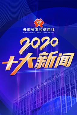 雲南省農信社2020十大新聞