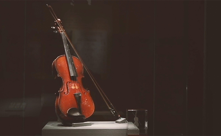 紅色百寶 奮鬥百年丨一把琴,一個人,一首歌