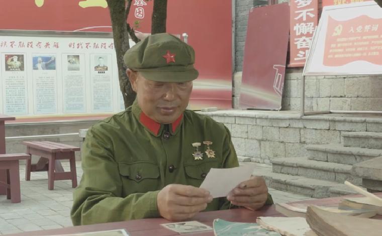 雲南省最美退役軍人事跡展播——李興榮