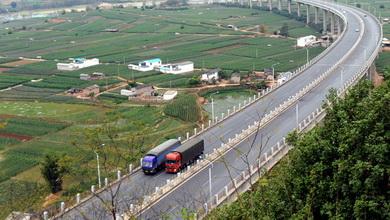 云南高速公路建设提速