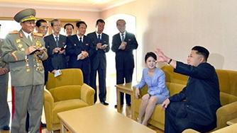 朝鲜国家电视台播出纪录片李雪主现身破传言?