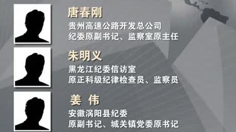 [云南网视]纪检监察干部违纪违法中央纪委通报