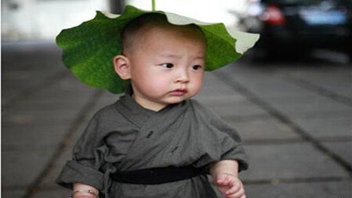 中国最萌小和尚