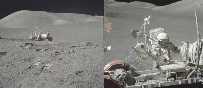 第一个登上月球的人-人类登月的介绍