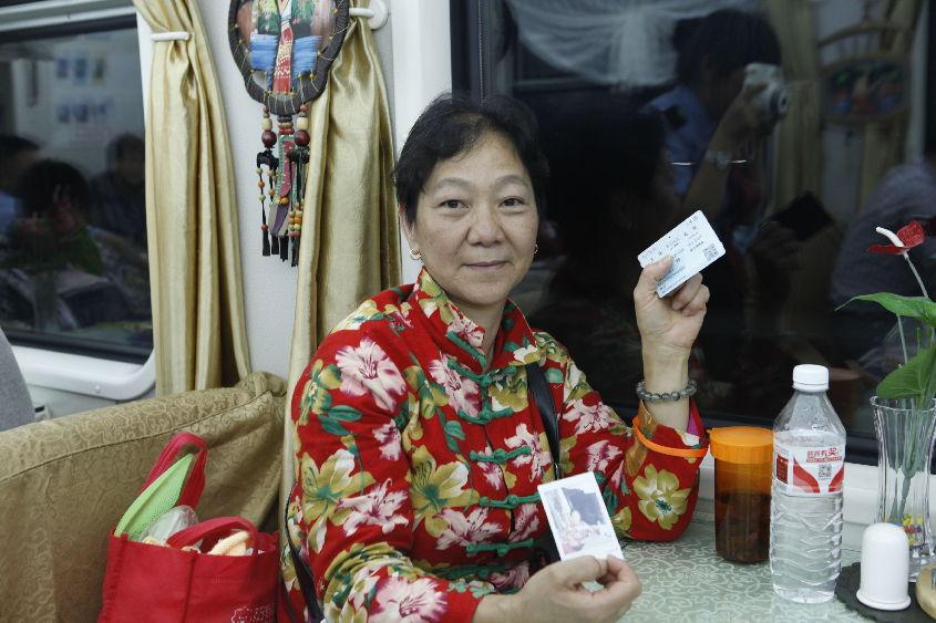 玉溪直達北京、鄭州的列車26日首發