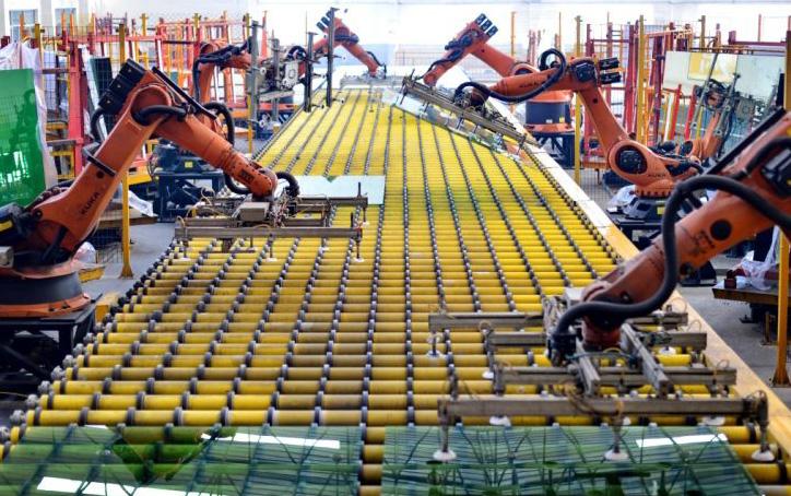 数据显示印度制造业有加速发展趋势