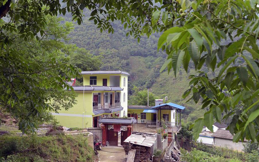 云南泸水:乡村脱贫造就美丽宜居家园