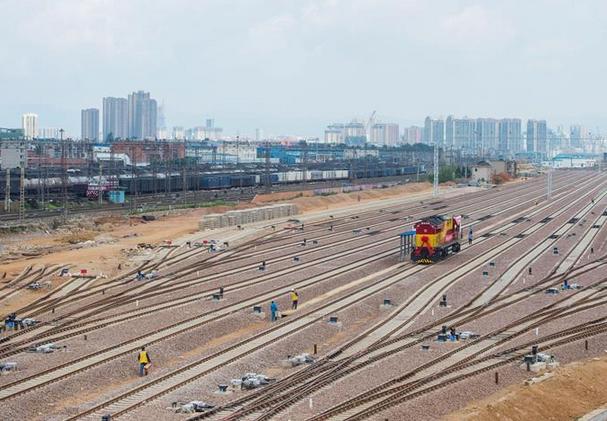 云南最大铁路枢纽车站实现计算机自动操控