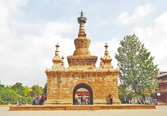 官渡古鎮:傳習體驗古滇文化