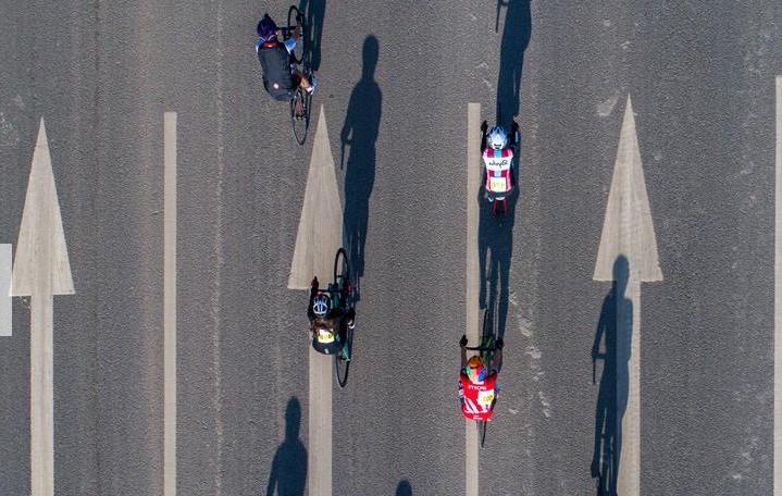 七彩雲南格蘭芬多國際自行車節結束昆明站比賽 雲南選手成最大贏家