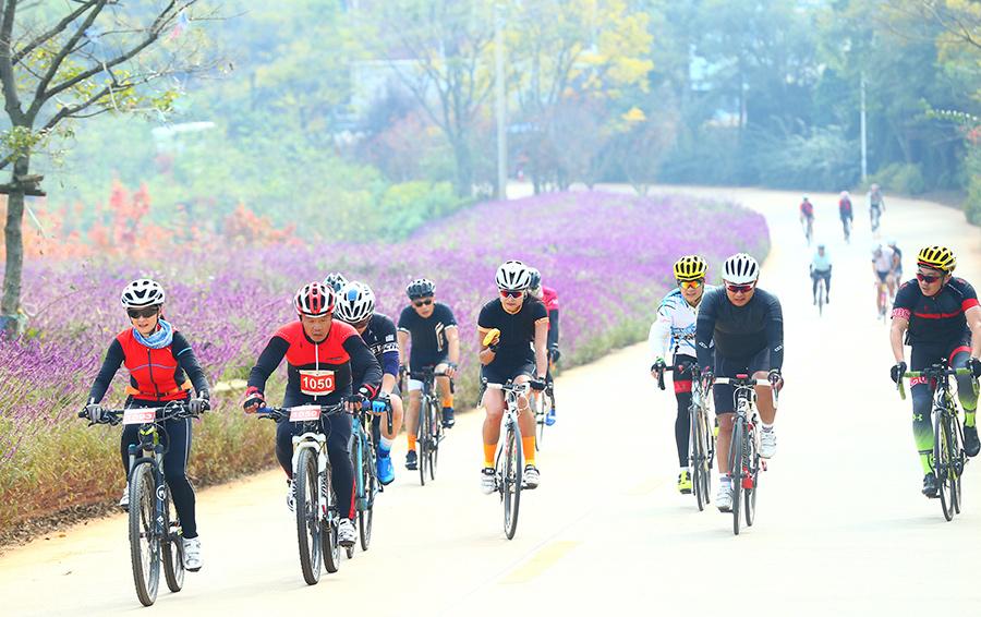 格蘭芬多國際自行車節玉溪站鳴槍