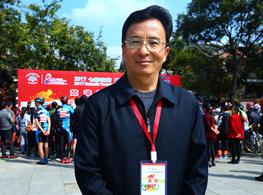 段福君:格蘭芬多自行車節帶動楚雄全民健身發展