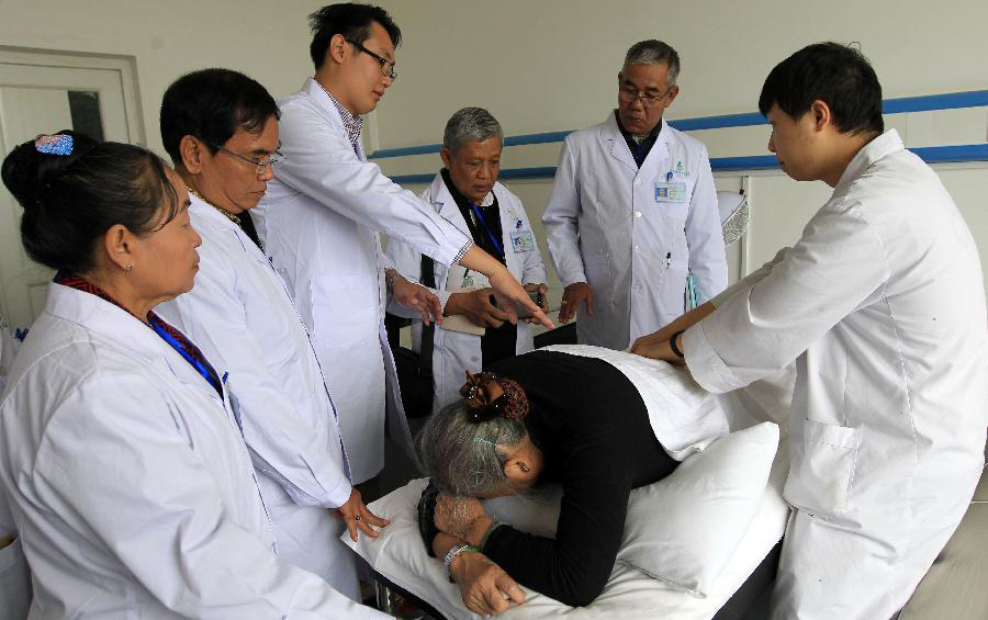 中缅传统医学互鉴将造福两国人民