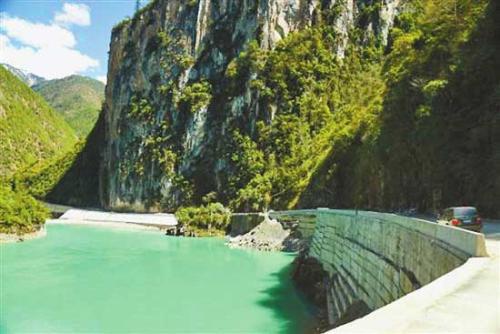 云南最美自驾旅游线缩短259公里