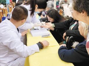 近半昆明市民有了家庭医生