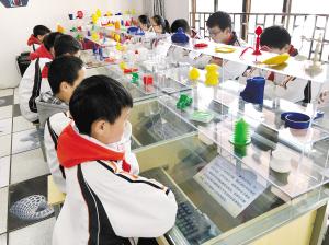 昆明首个青少年3D打印科学工作室成立