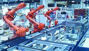 """雲南:""""機器人換人"""" 智能制造助推工業轉型升級"""