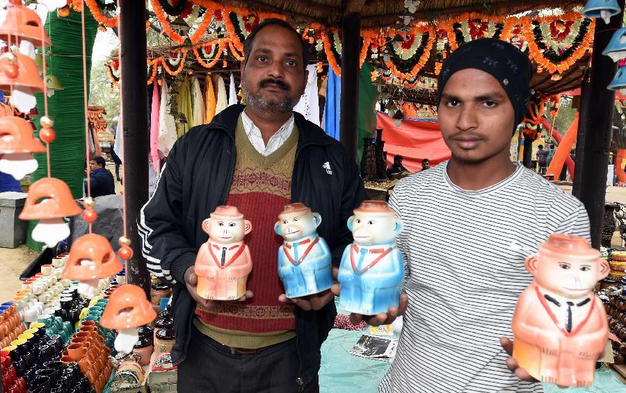 印度舉辦第32屆國際手工藝制品展覽會