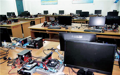 機電一體化專業(全日制五年制高職)
