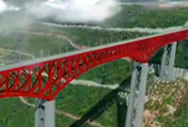 多項首創技術助推玉磨鐵路建設