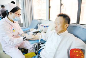 昆明市五華區第三屆公務員義務獻血活動啟動