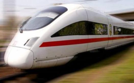 印度有望年底开建首条高铁