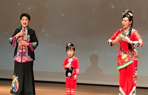 """三代""""劉三姐""""放歌獅城傳承經典"""