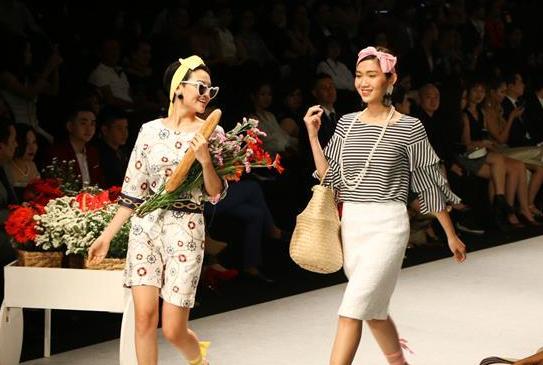 2018越南國際時裝周開幕