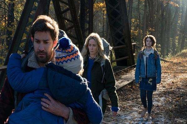恐怖片《寂靜之地》重奪北美周末票房榜冠軍