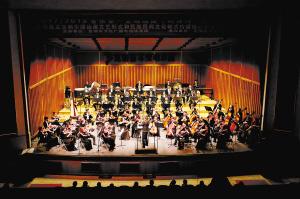 交响组曲《阿诗玛》在昆首演