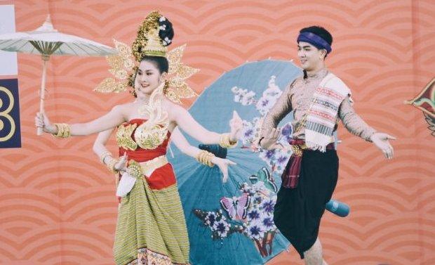 第10届昆明·泰国节在南亚风情·第壹城举办