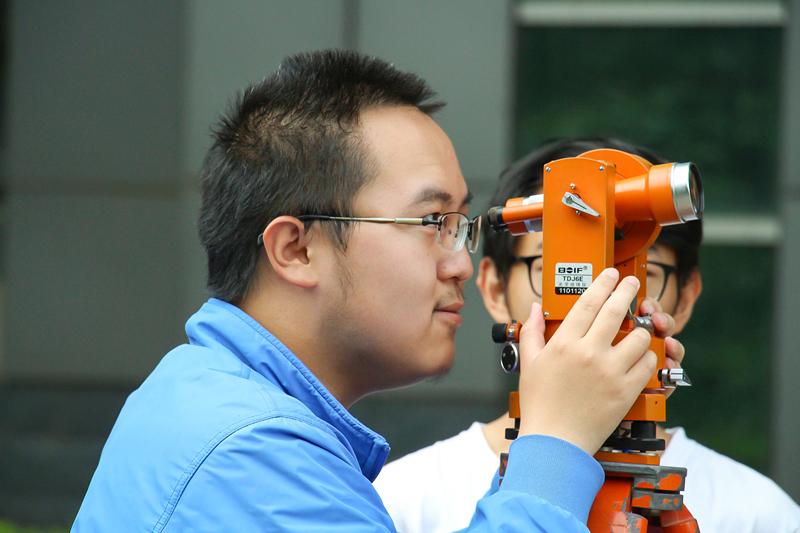 2018年全國職業院校技能大賽高職組工程測量賽項在昆開賽