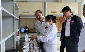 雲錫銦新材料研發分中心在雲南華聯鋅銦股份有限公司揭牌