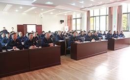 華聯鋅銦黨委組織黨員幹部職工集中觀看黨的十九大開幕式
