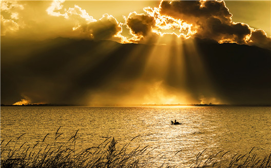 雲南高原湖泊重煥生機